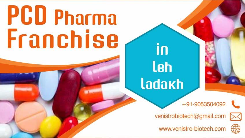 PCD Pharma Franchise in Leh Ladakh