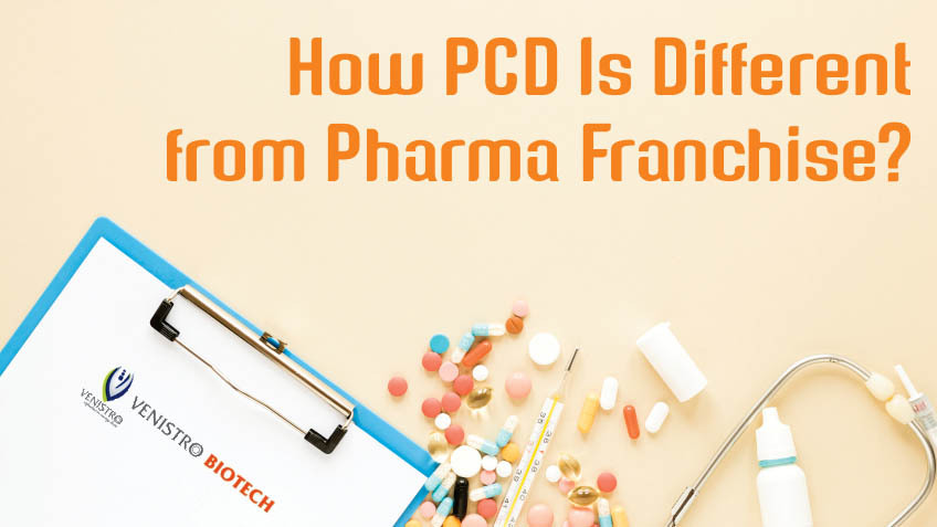 difference between PCD and Pharma Franchise