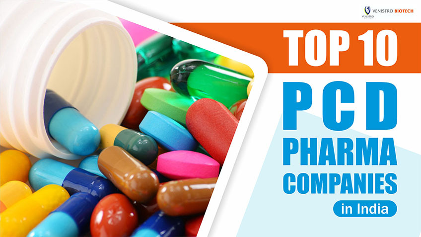 Top 10 PCD Pharma Franchise Companies