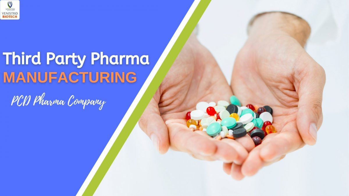 Third Party pharma Manufacturing