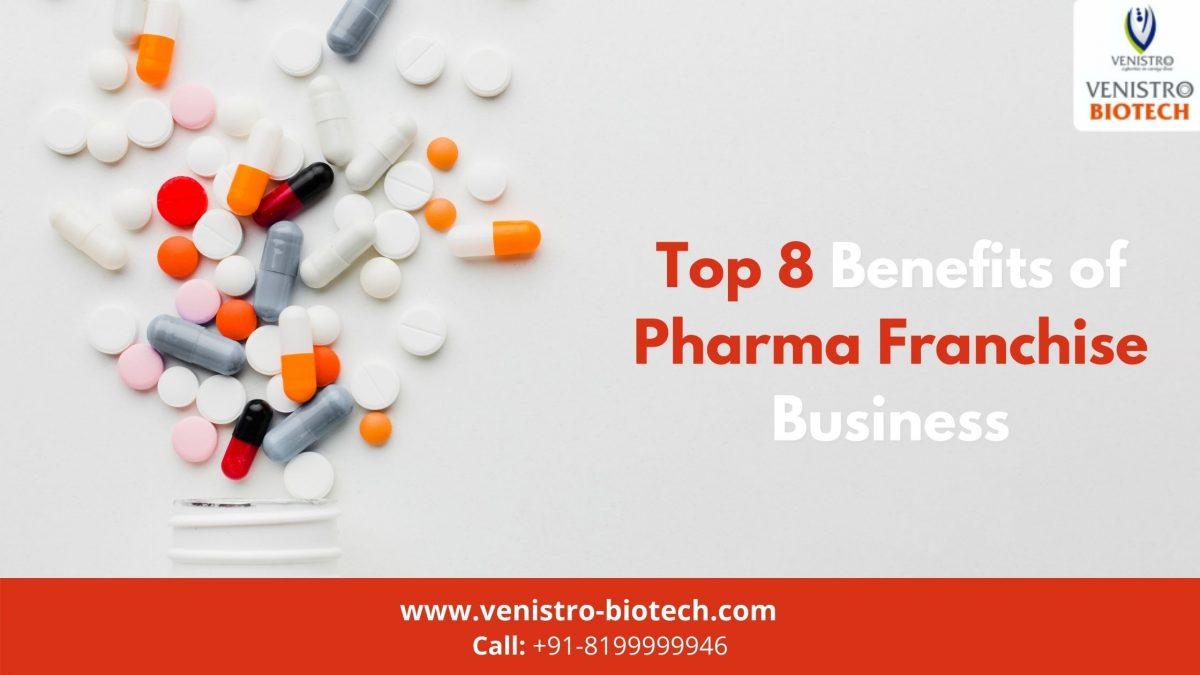 benefits of Pharma Franchise Business