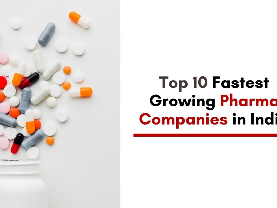 Fastest Growing Pharma Companies in India