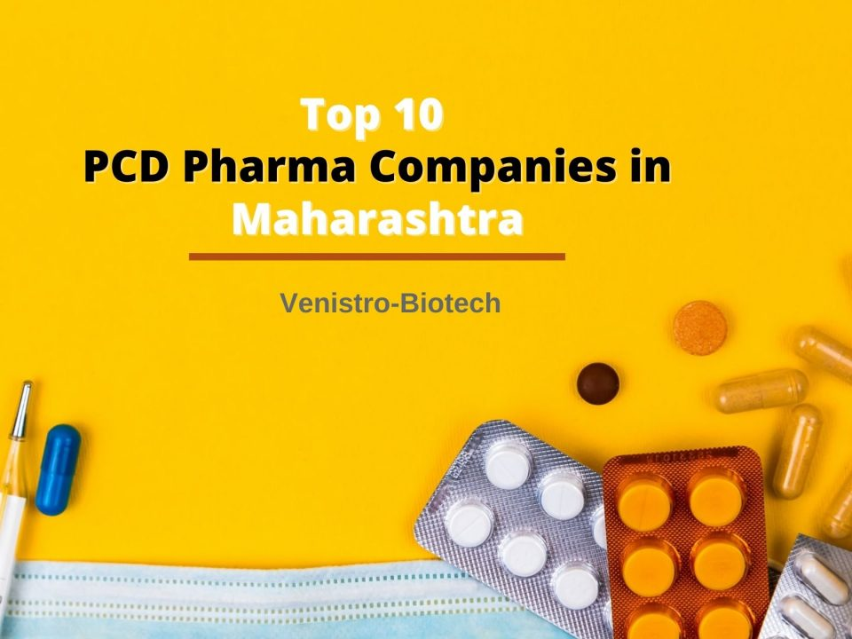 top 10 PCD Pharma companies in Maharashtra
